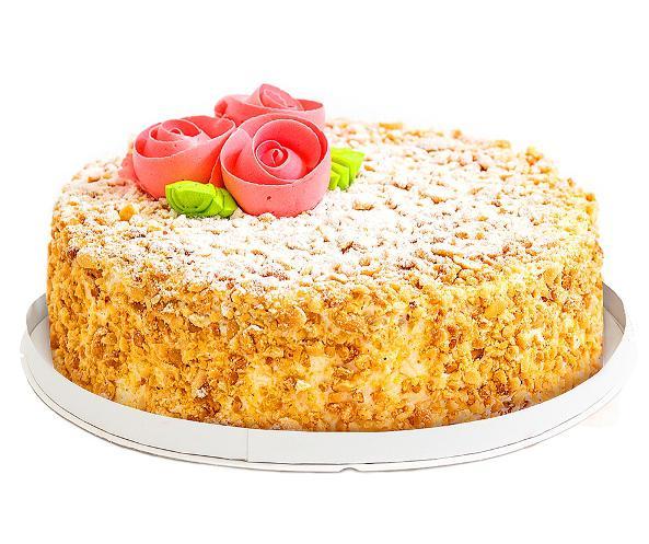 Торт подарочный по госту рецепт пошагово