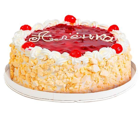 Торт аленка пошаговый рецепт с
