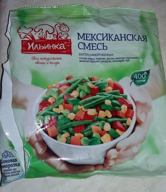 Замороженная овощная смесь своими руками 85