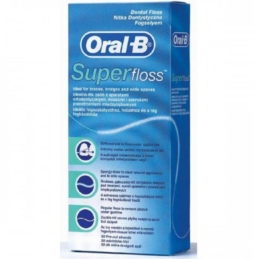 Купить супер зубная нить